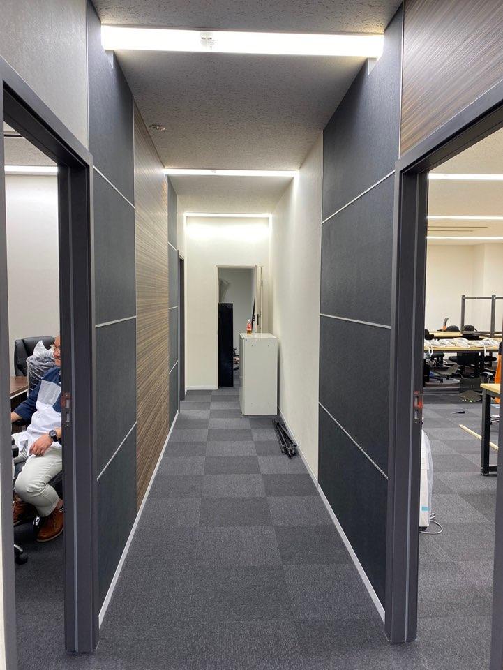 G&Wグループオフィス新設工事 サブ01